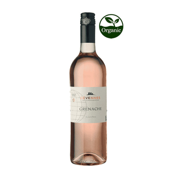 Cevennes Grenache Rose Wine France