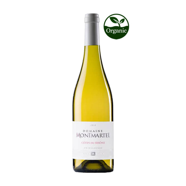 Domaine Montmartel Cotes du Rhone White Wine France