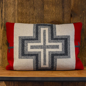 "San Miguel 14""x20"" Pendleton Wool Pillow"