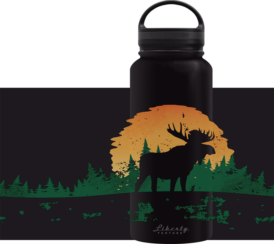Not An Elk 32 oz Double Wall