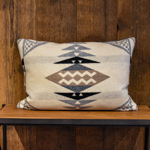 "Diamond Ridge 14""x20"" Pendleton Wool Pillow"