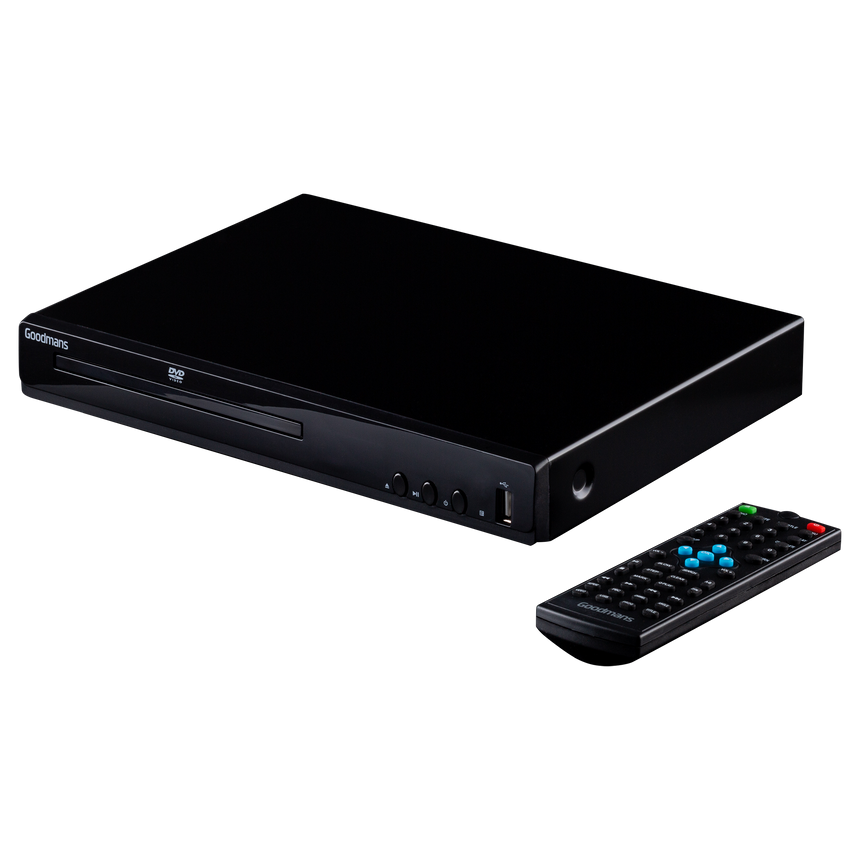 Goodmans compact HDMI DVD Player