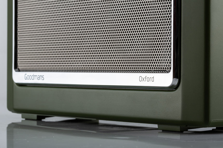 Goodmans Oxford DAB Digital Radio - detail3