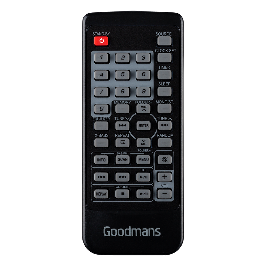 Goodmans XXB12CDG Power Adaptor