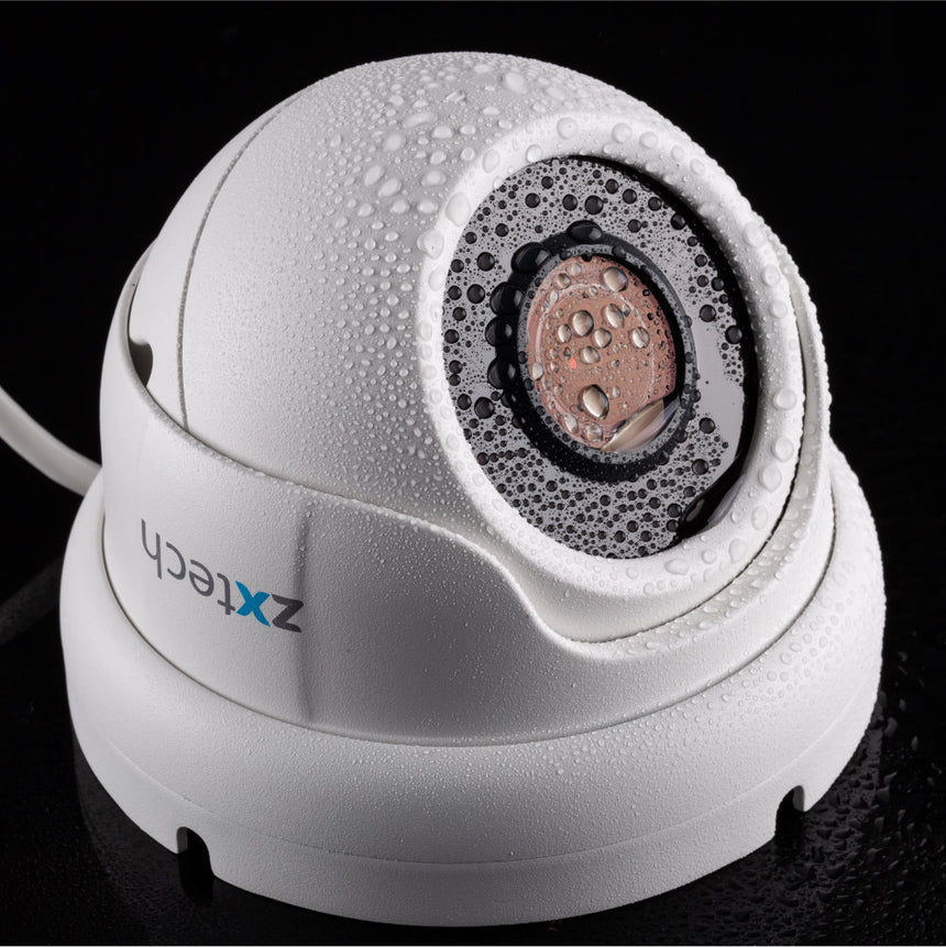 Zxtech Atlas Pro 5MP Motorized PoE IP CCTV Camera