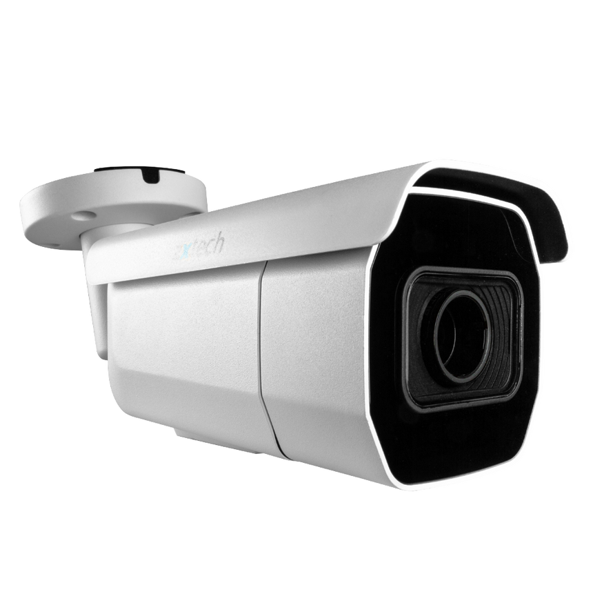 Zxtech Premio 12MP Motorized PoE IP CCTV Camera