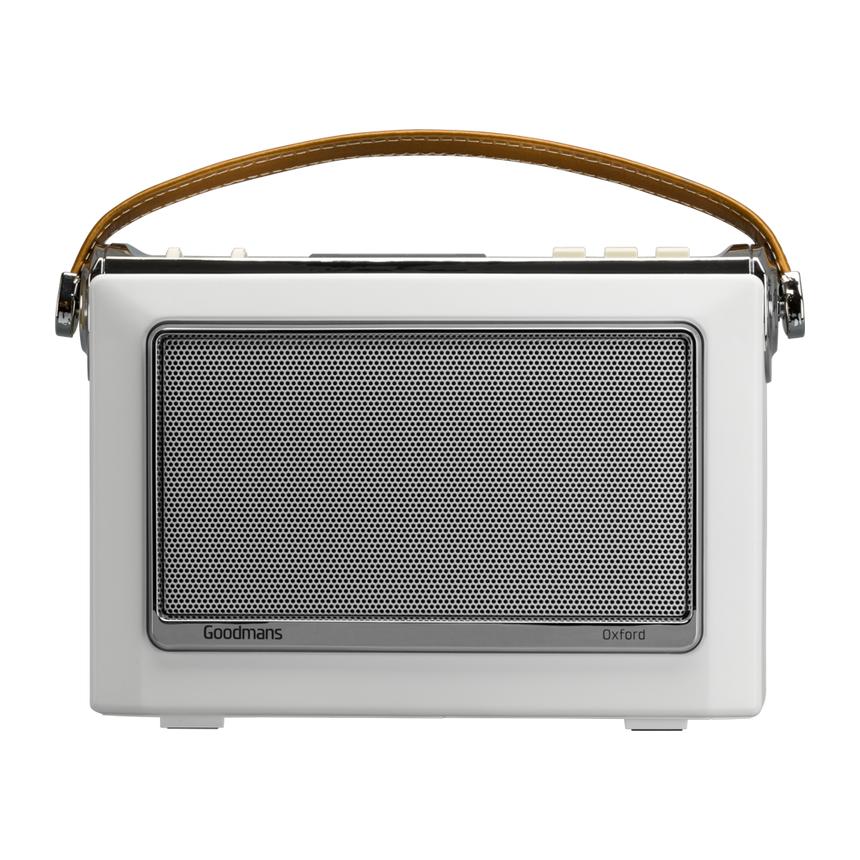 Goodmans Oxford DAB Digital Radio - OXFORDCRM transparent background