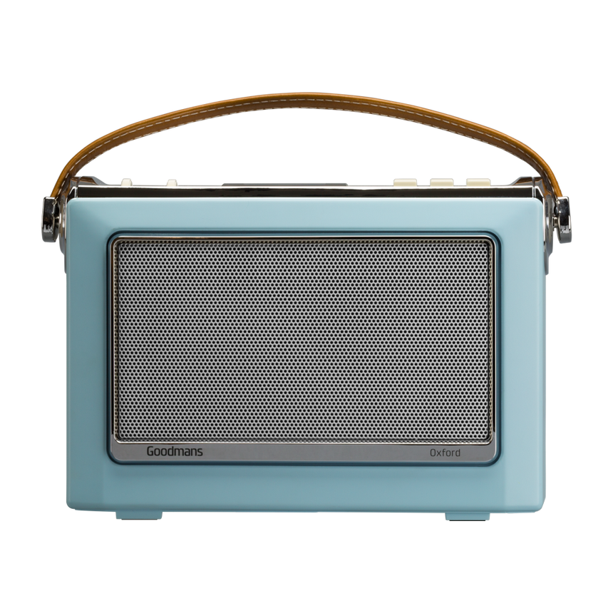 Goodmans Oxford DAB Digital Radio - Sky Blue