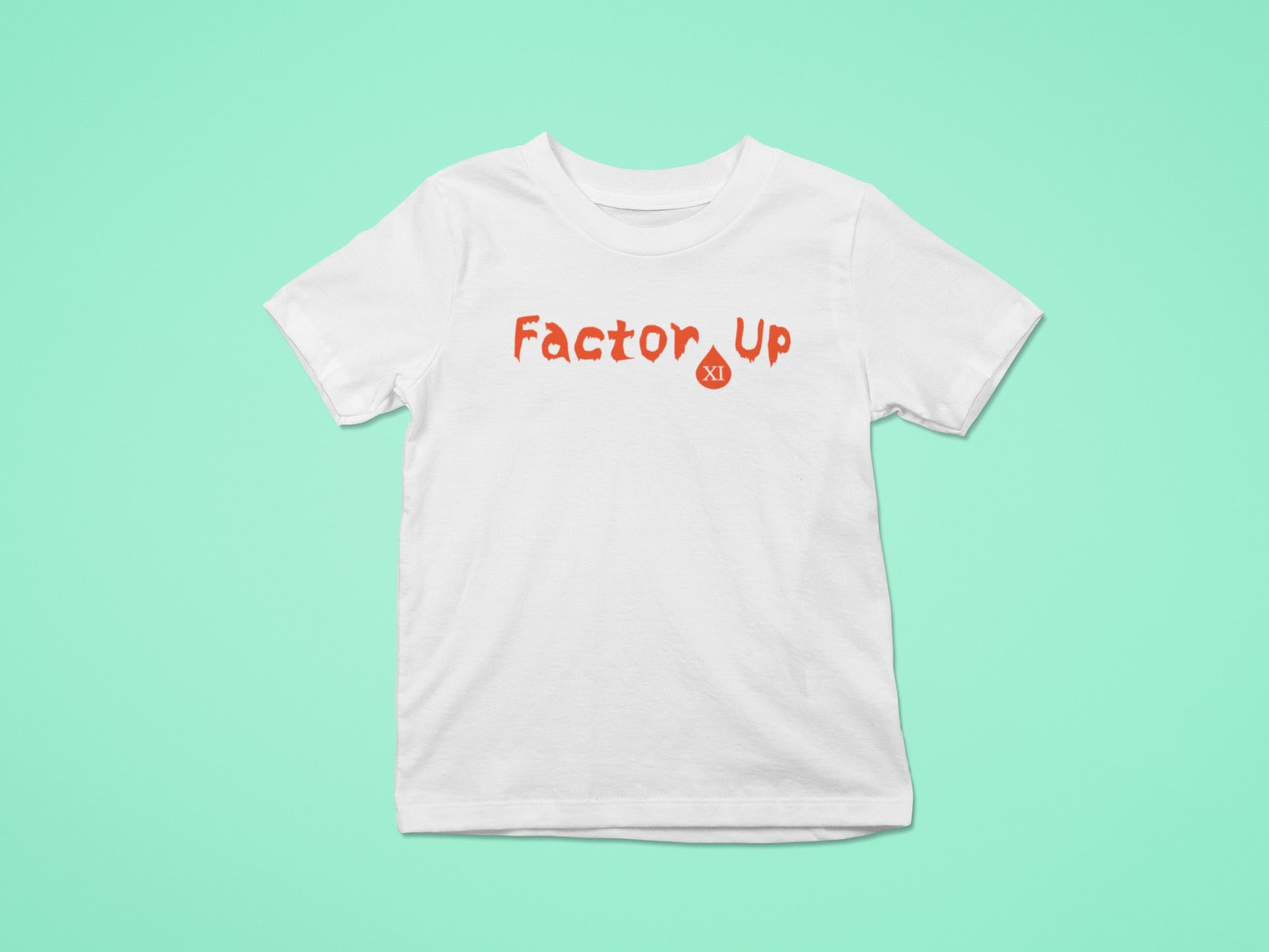 Kids Factor Up w/ Factor 11 Shirt