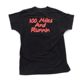 Vintage 1990 NWA 100 Miles And Runnin T-Shirt Sz L