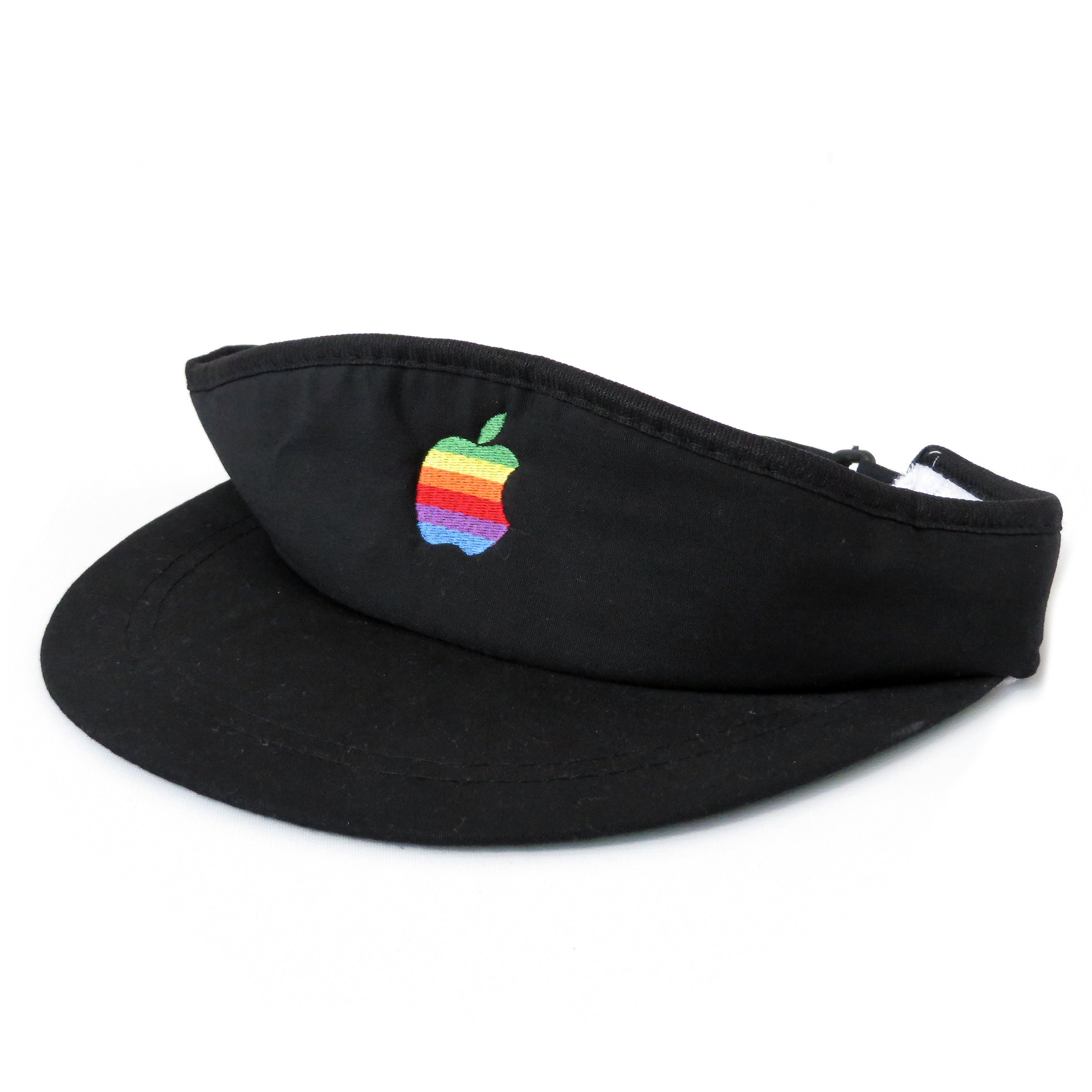 Vintage Apple Visor Hat