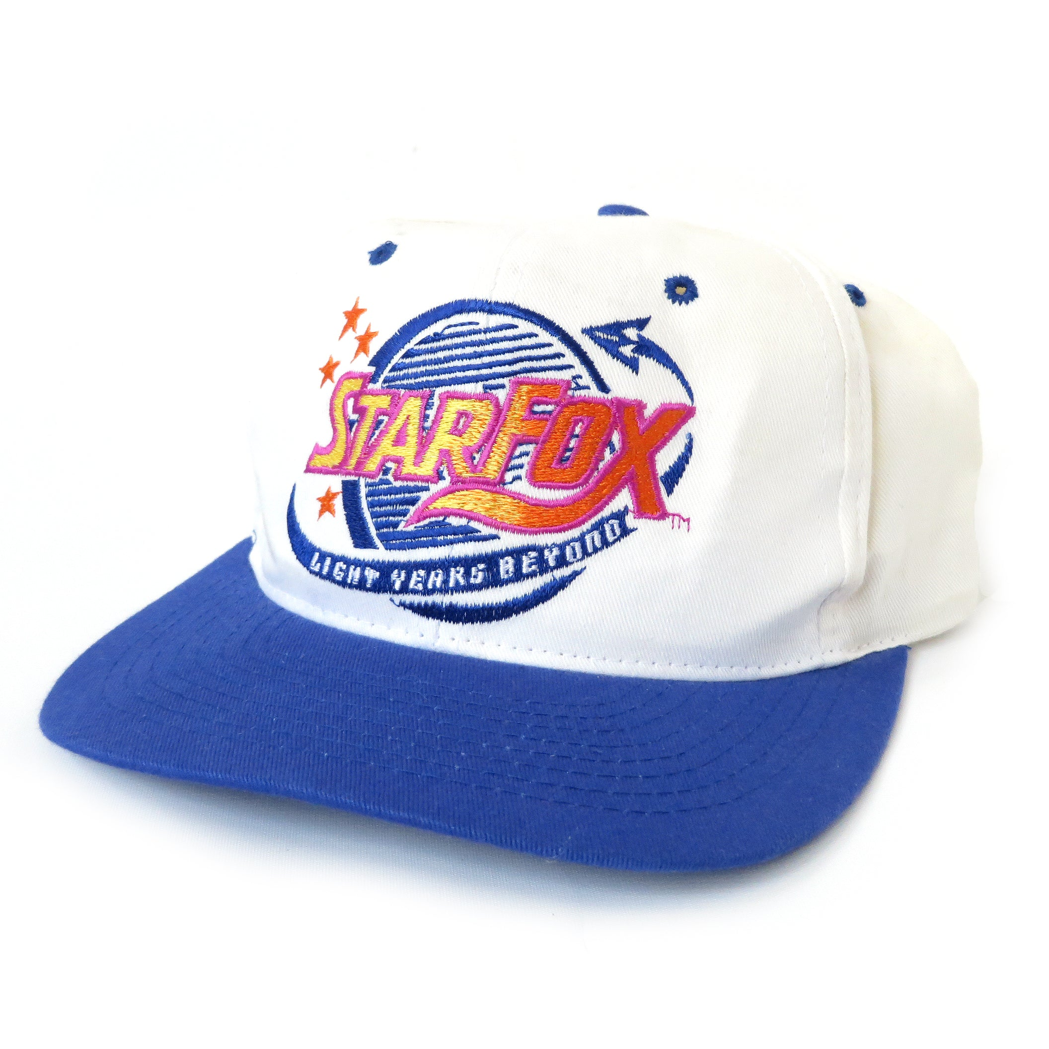 Vintage Starfox Light Years Beyond Snapback Hat