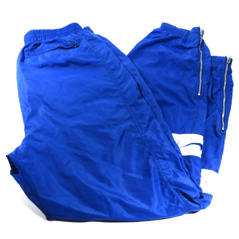 Nike Blue Wind Pants Sz L
