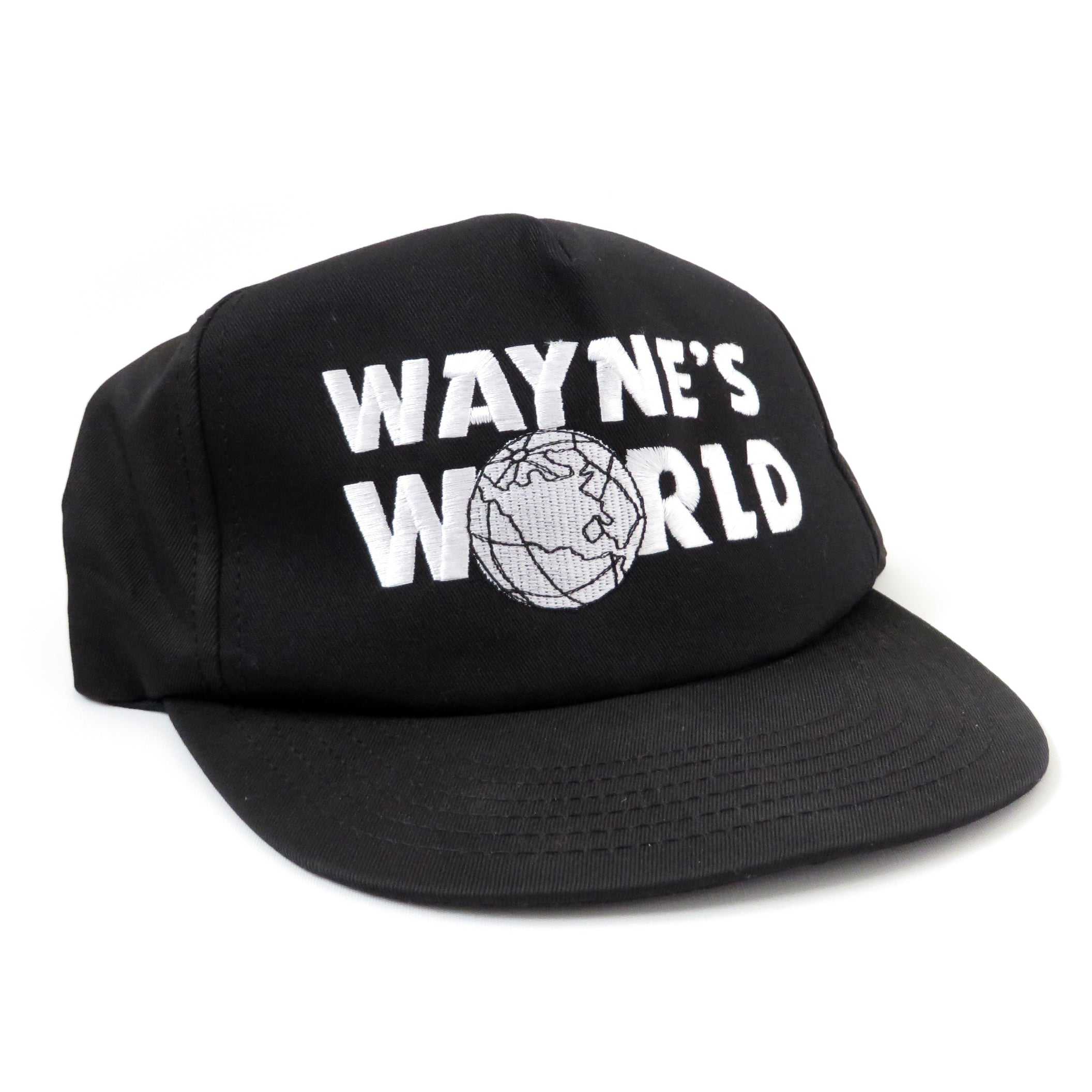 Vintage 1991 Wayne's World Snapback Hat