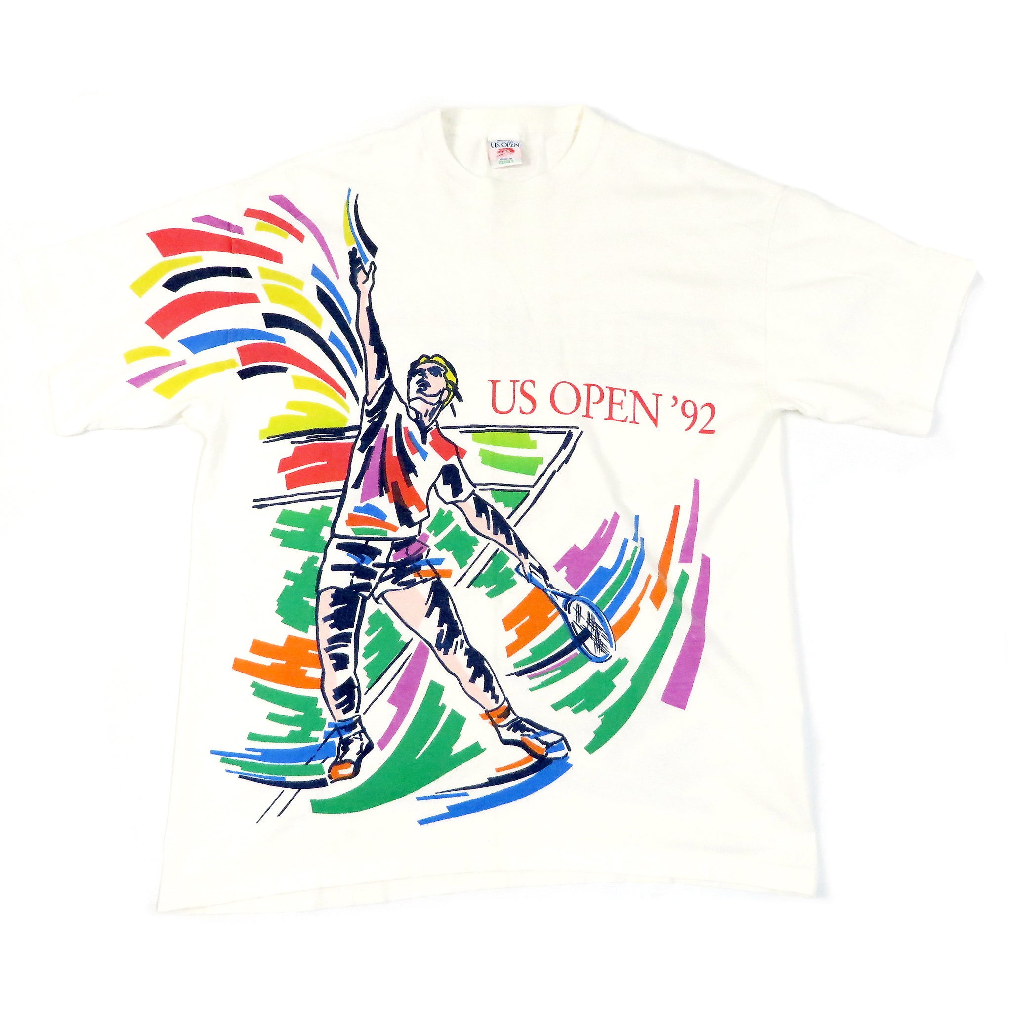 Vintage 1992 US Open T-Shirt Sz XL