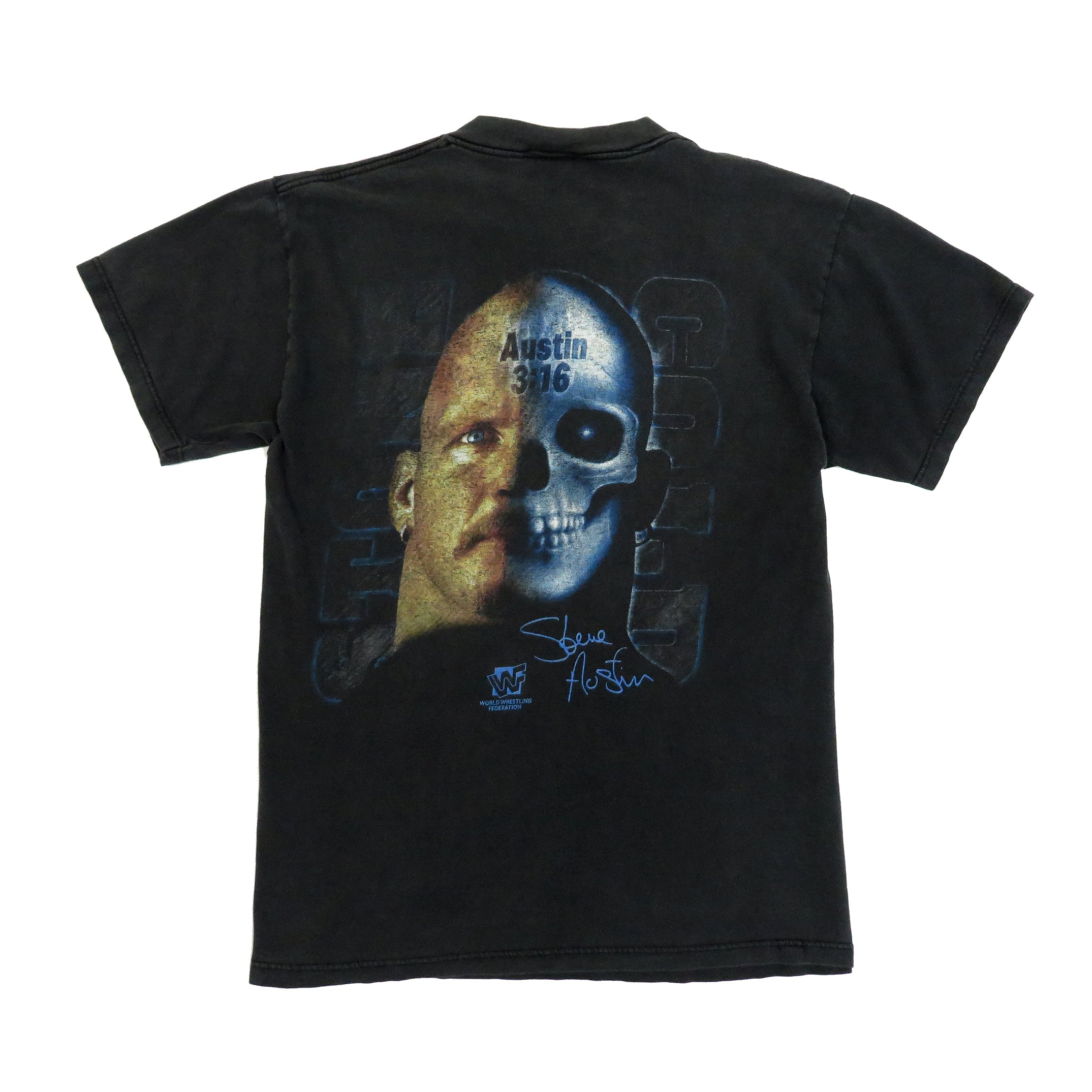 Vintage 1997 Other Side Jackass Stone Cold Steve Austin T-Shirt Sz L
