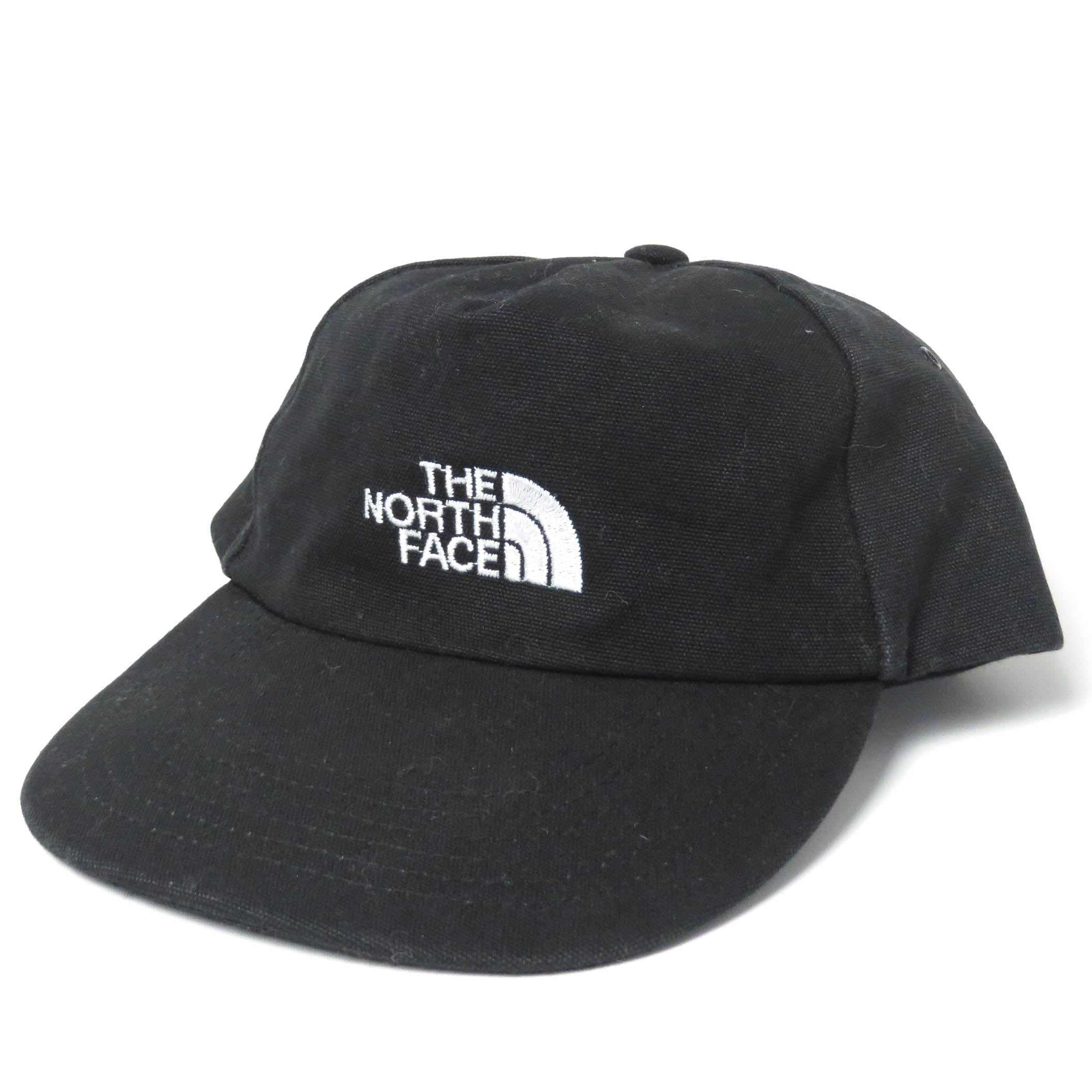 Vintage The North Face Long Bill Strapback Hat
