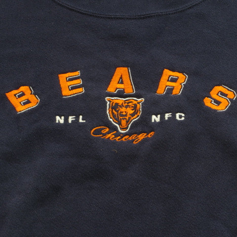 Chicago Bears Crewneck Sweatshirt Sz XL