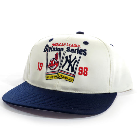 1998 American League Division Series Snapback Hat