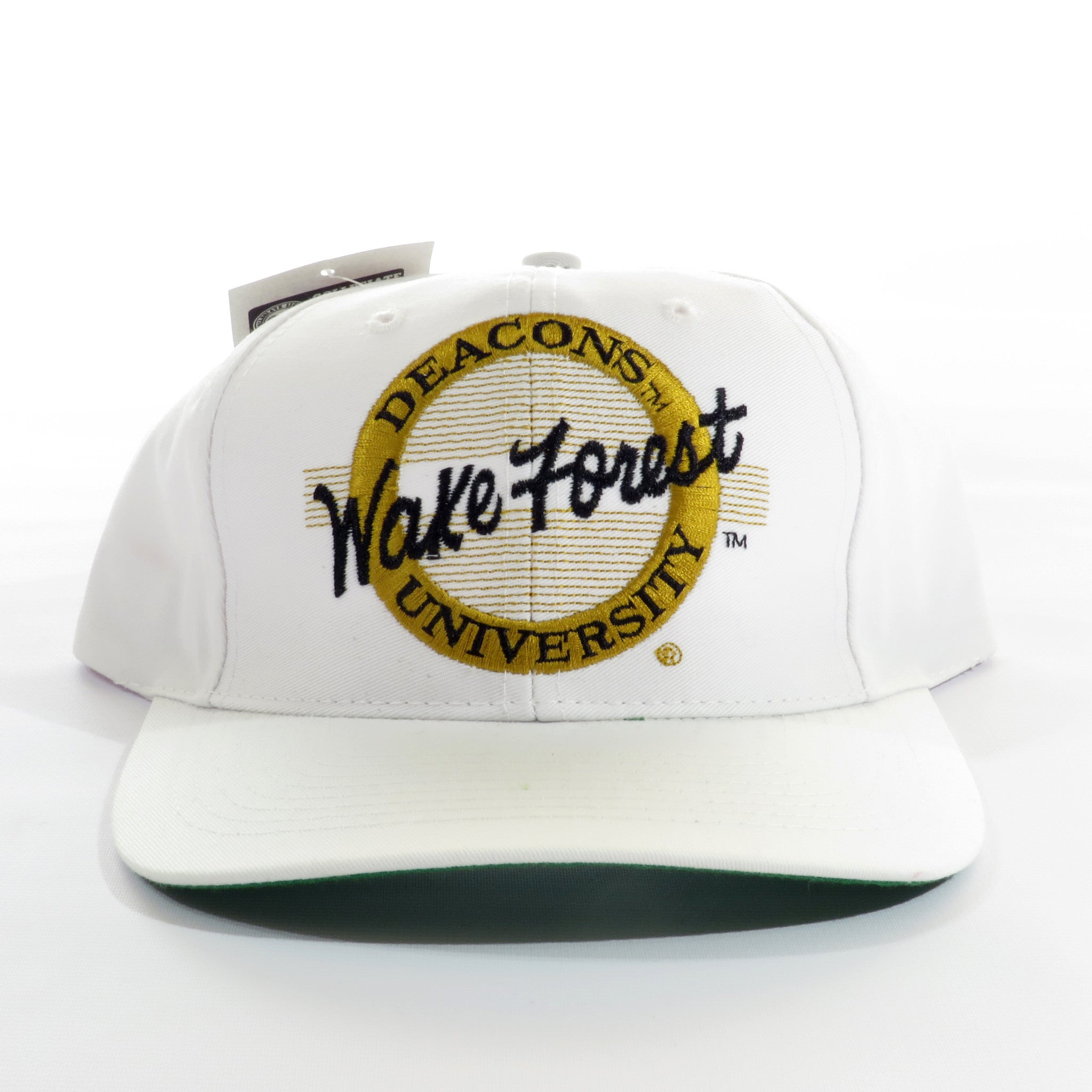 Wake Forest The Game Snapback Hat
