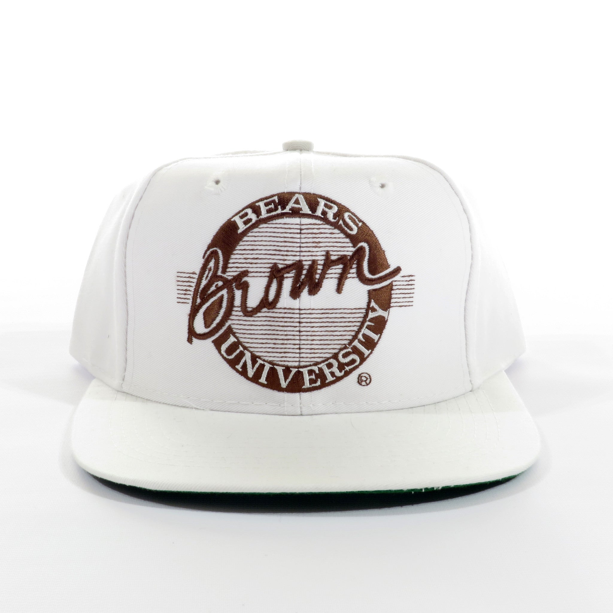 Brown University Bears The Game Snapback Hat