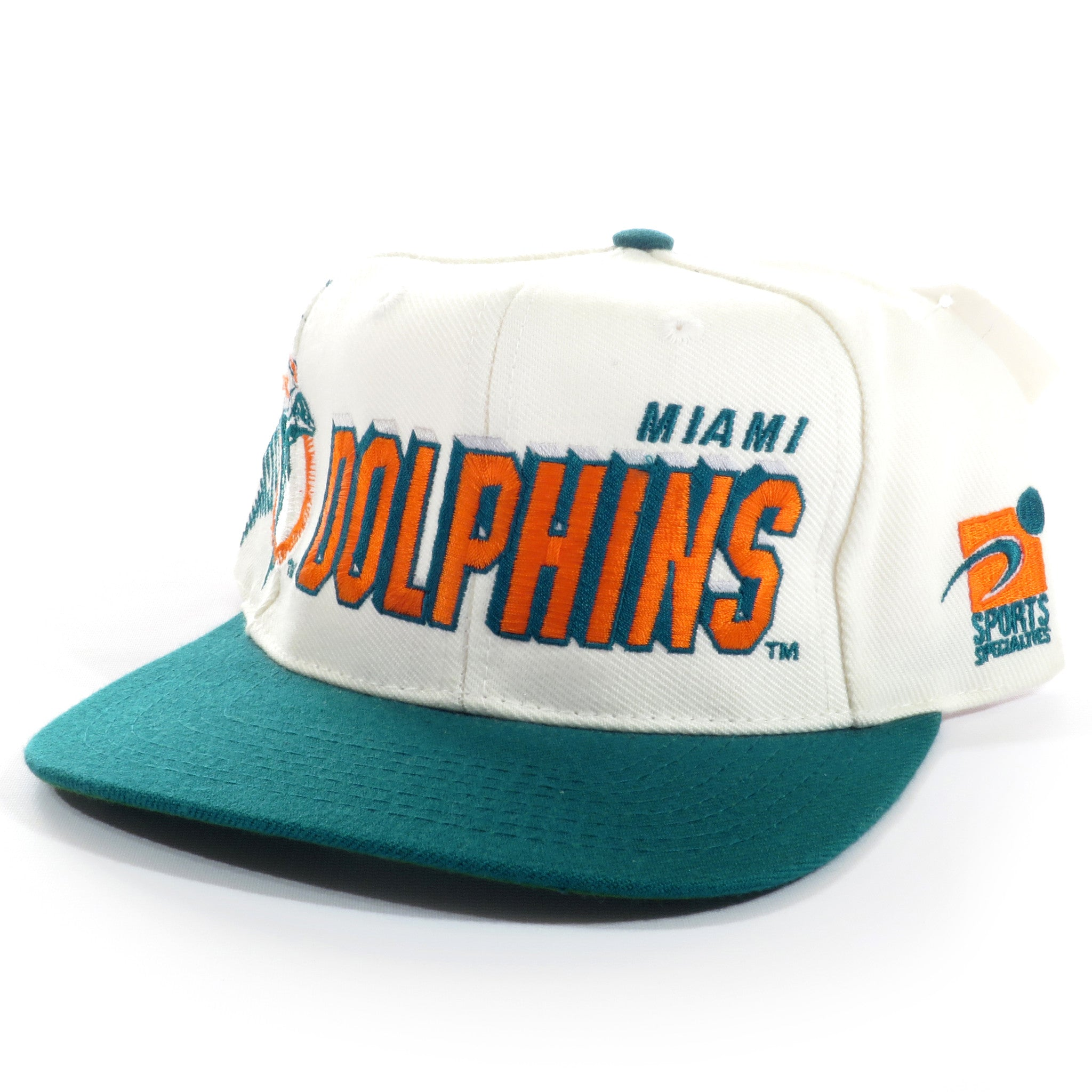 Miami Dolphins Shadow Snapback Hat