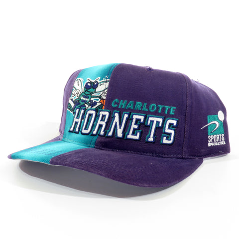 Charlotte Hornets Sports Specialties Snapback Hat