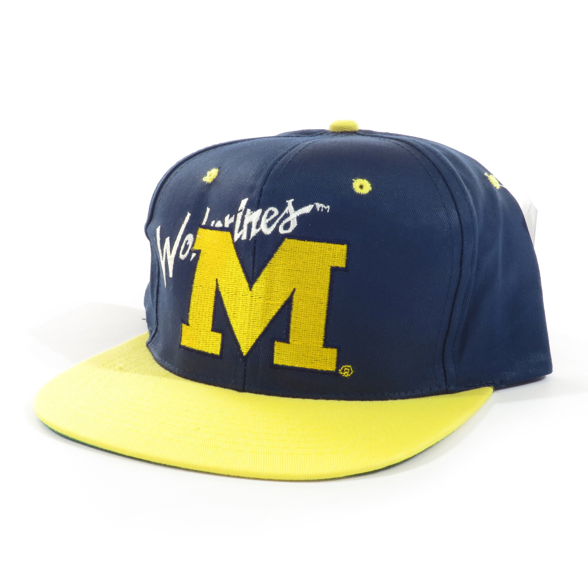 Michigan Wolverines Snapback Hat