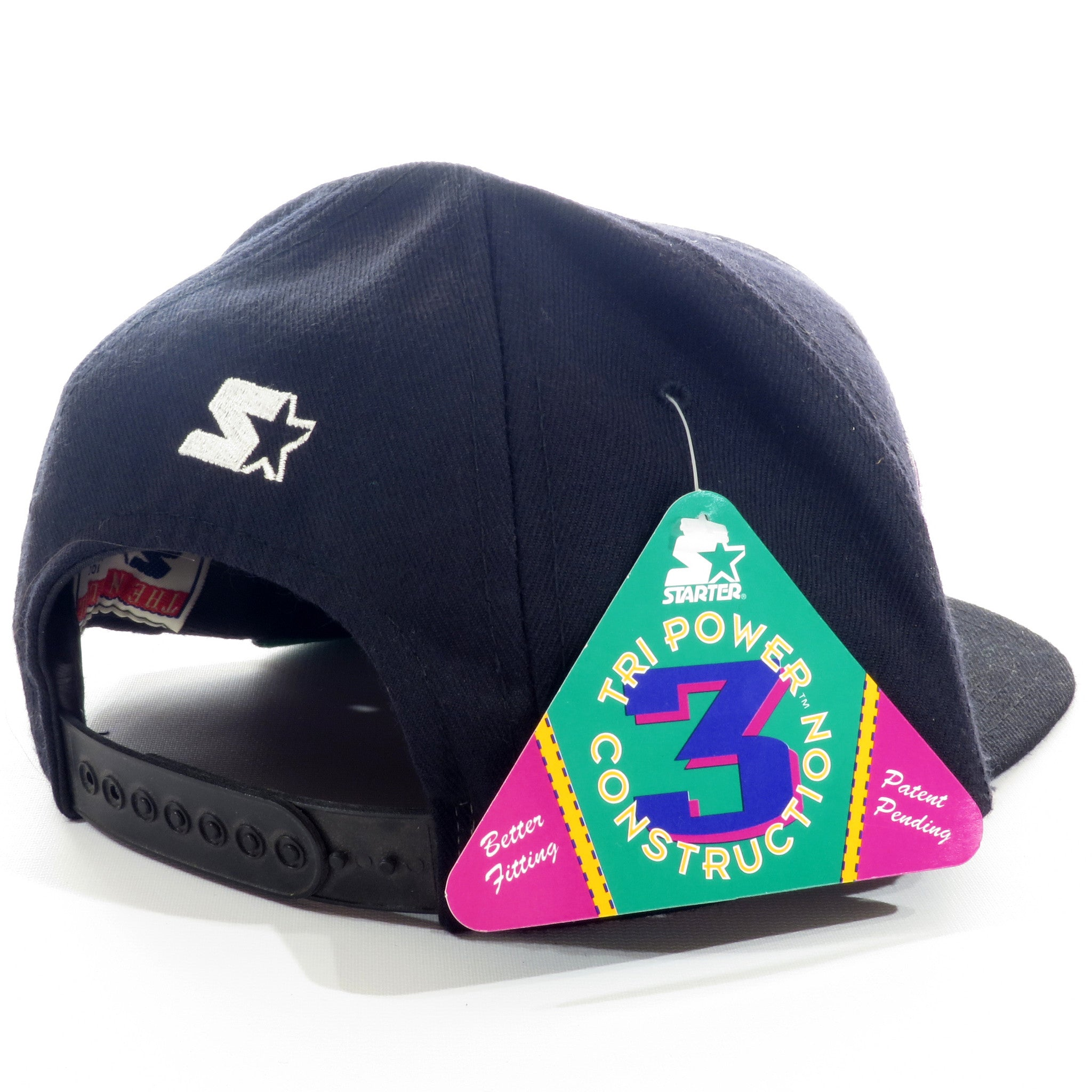 Starter Colorado Rockies Snapback Hat