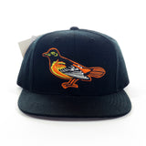 Baltimore Orioles Logo Athletic Snapback Hat