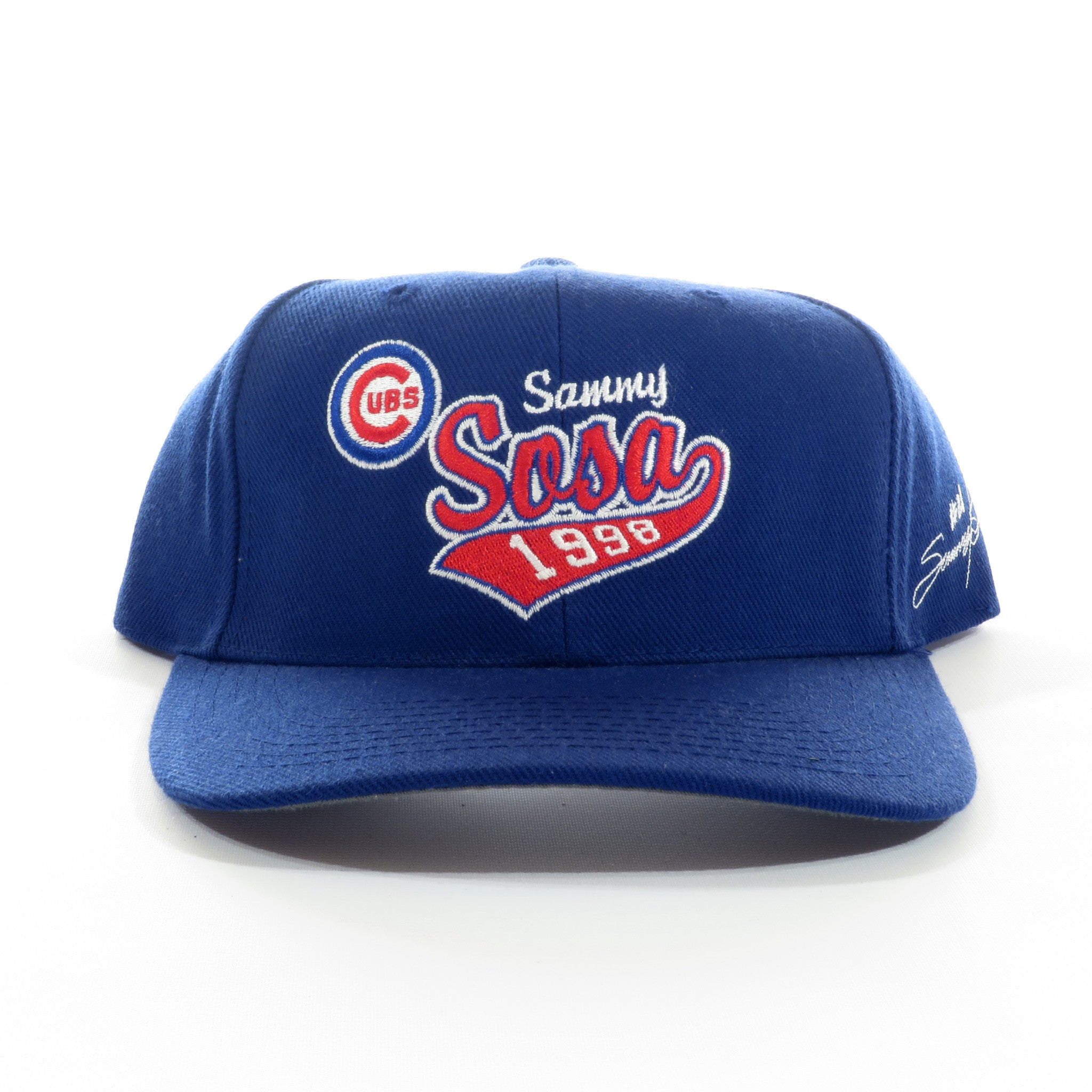Sports Specialties Sammy Sosa Chicago Cubs Snapback Hat