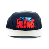 Atlanta Falcons Thumbs Up Snapback Hat