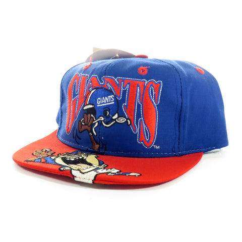 Taz New York Giants Snapback Hat