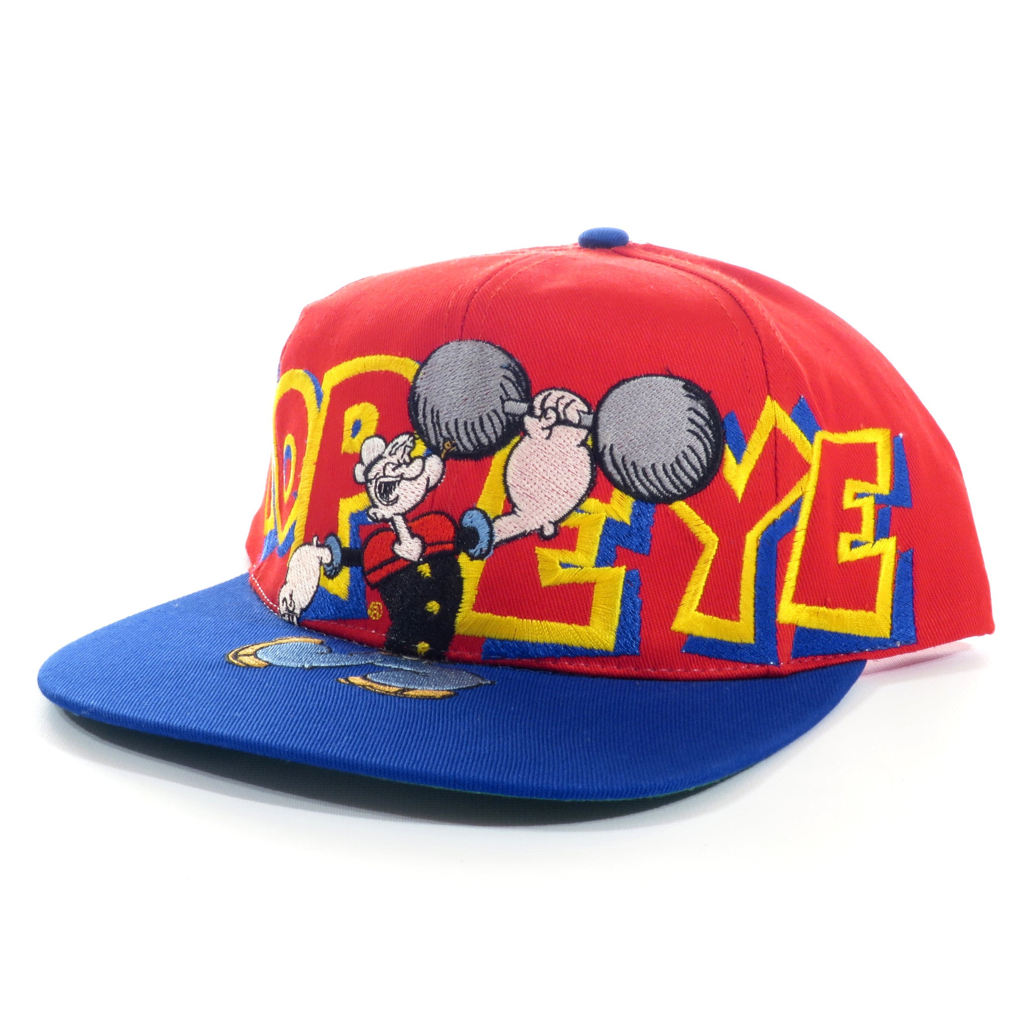 Popeye The Sailor Man Snapback Hat