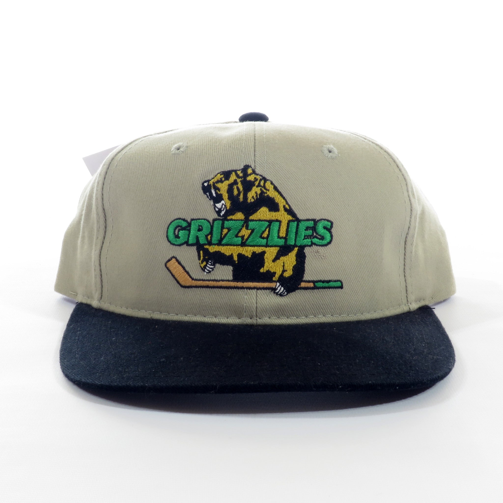 Utah Grizzlies American Needle Sample Snapback Hat