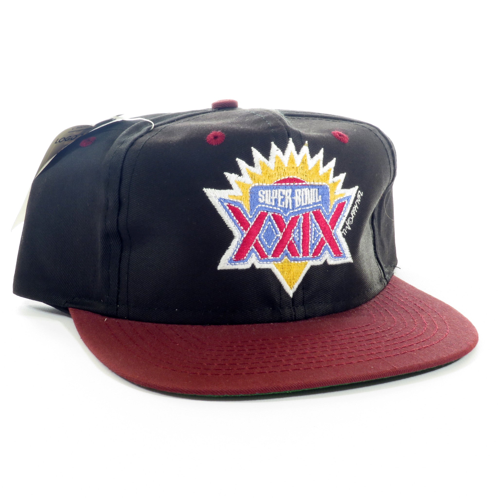 Super Bowl XXIX Logo 7 Snapback Hat