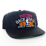 Detroit Pistons Sports Specialties 89-90 Back to Back Champions Snapback Hat