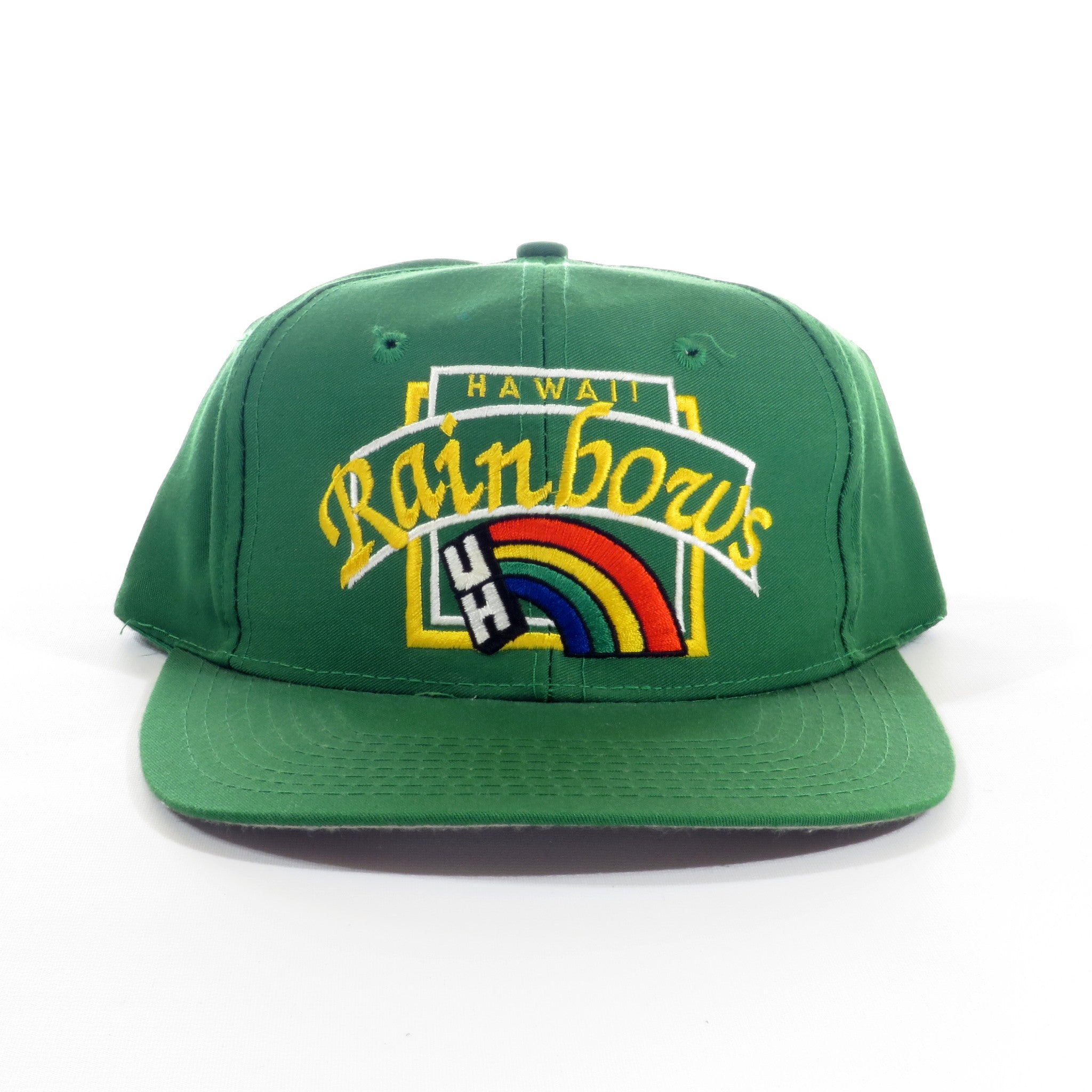 Hawaii Rainbows Snapback Hat