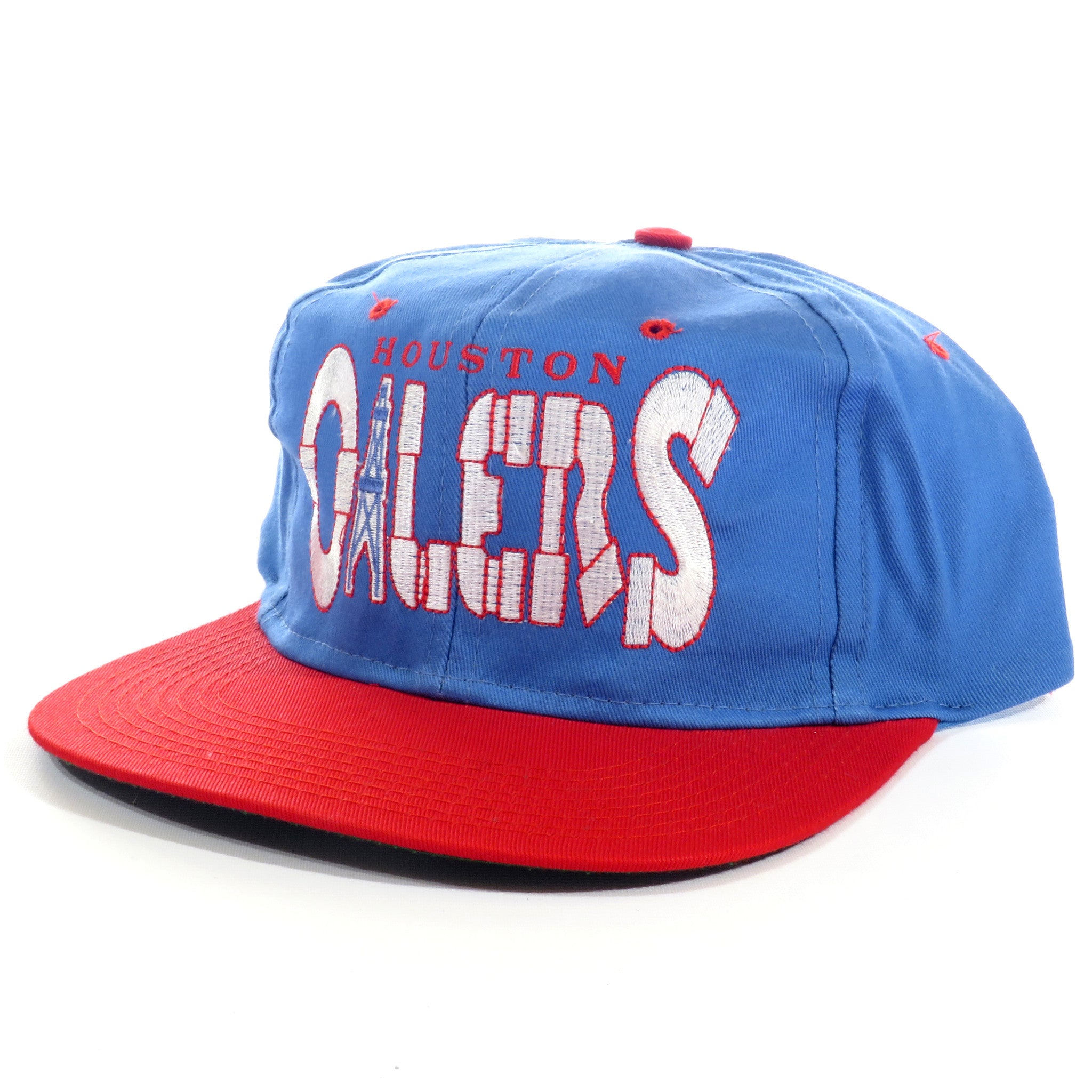 Houston Oilers Snapback Hat