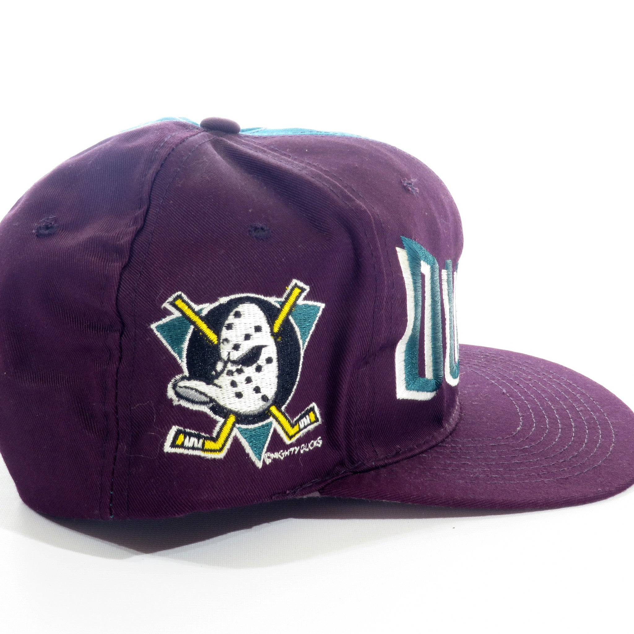 Anaheim Mighty Ducks Snapback Hat