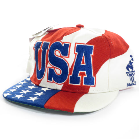 USA 1996 Summer Olympics Snapback Hat