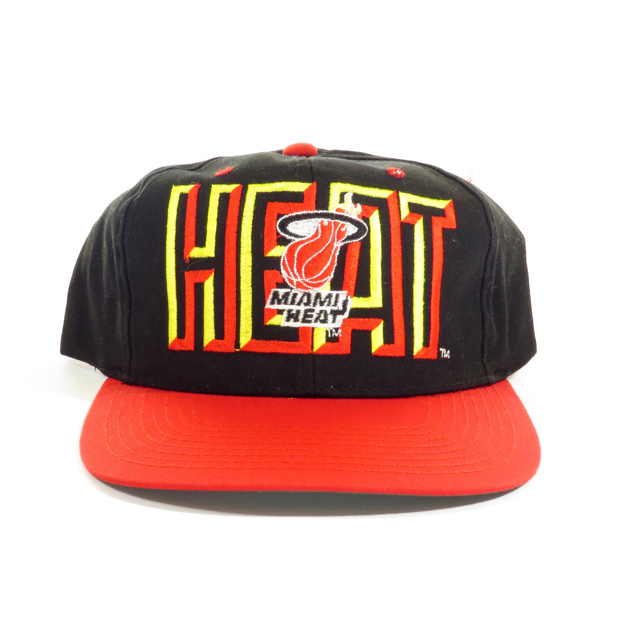 Miami Heat Snapback Hat