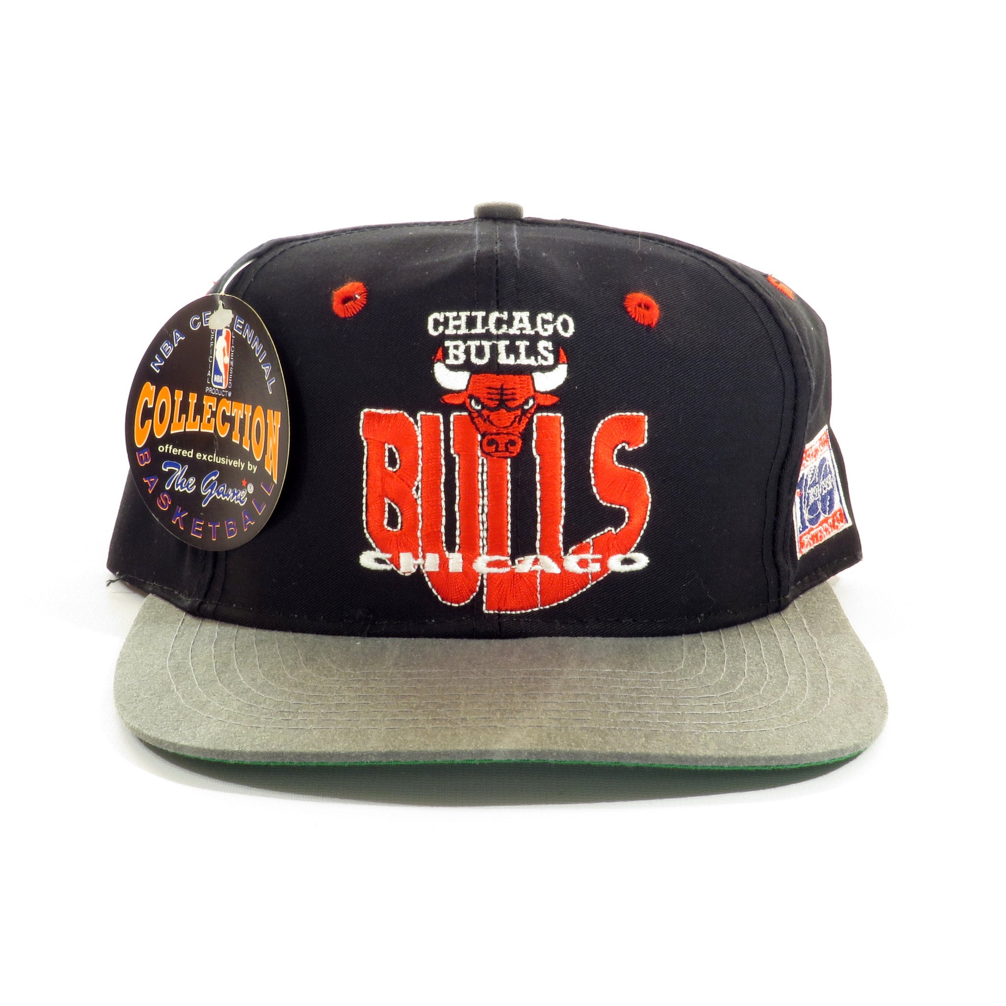Chicago Bulls The Game Snapback Hat