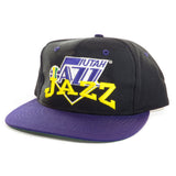 Utah Jazz The Game Snapback Hat