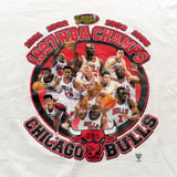 Vintage Starter 1997 Chicago Bulls NBA Champs T-Shirt Sz XL