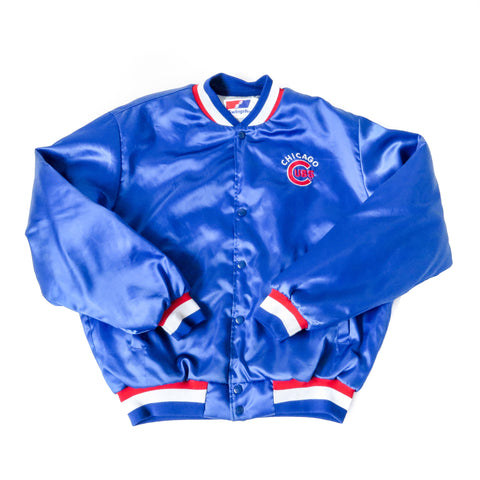 Vintage Chicago Cubs Jacket Sz L