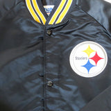 Vintage Chalk Line Pittsburgh Steelers Jacket Sz L