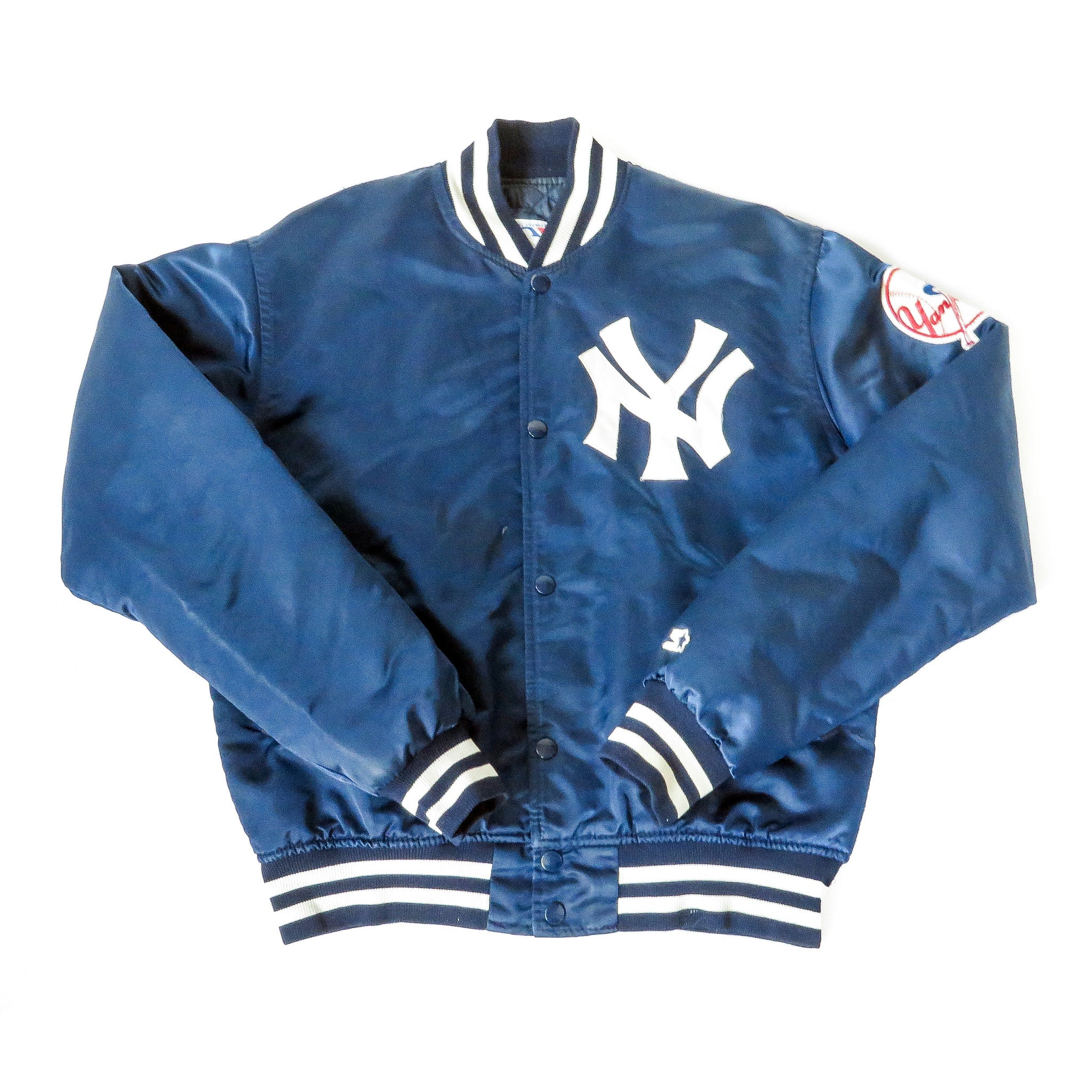 Vintage New York Yankees Starter Jacket Sz M