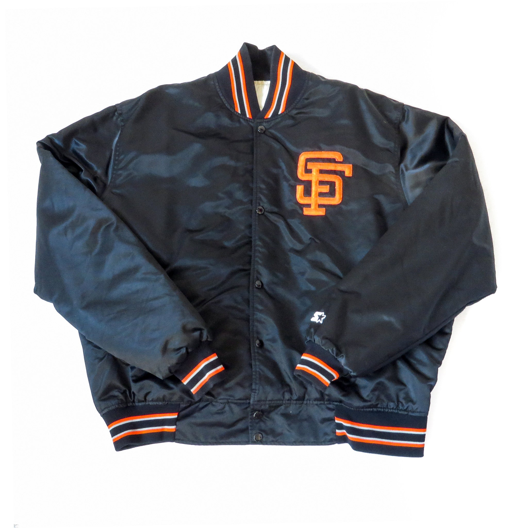 Vintage Starter San Francisco Giants Jacket Sz 2XL