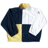 Vintage Nautica Color Block Jacket Sz M